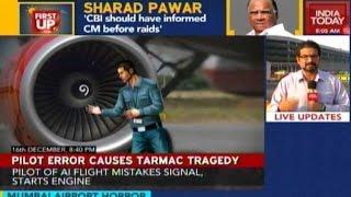 Download Mumbai: Freak Accident Kills Air India Staff Member 3Gp Mp4