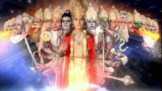Ramayan Lord Rams chaturbhuj roop is revealed to Ravan