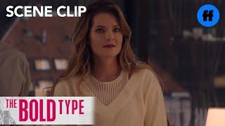 The Bold Type   Season 1, Episode 9: #Janestripe & #Salex In Jacqueline's Office   Freeform