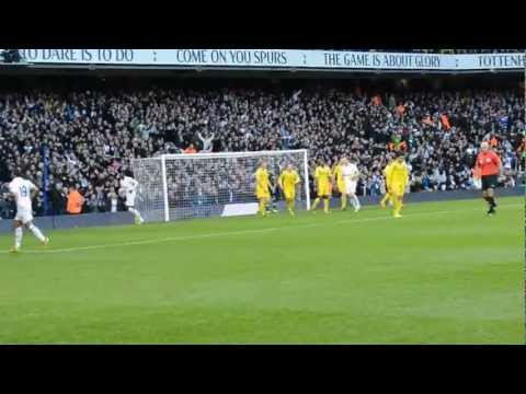 Totteham X Reading 01-01-13