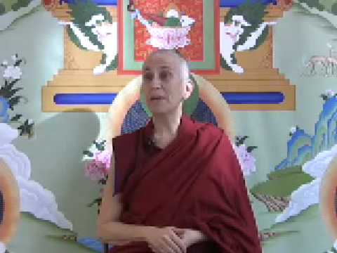 02-08-09 Part 1 - 41 Prayers to Cultivate Bodhicitta - Verse 33 pt.1a - BBCorner