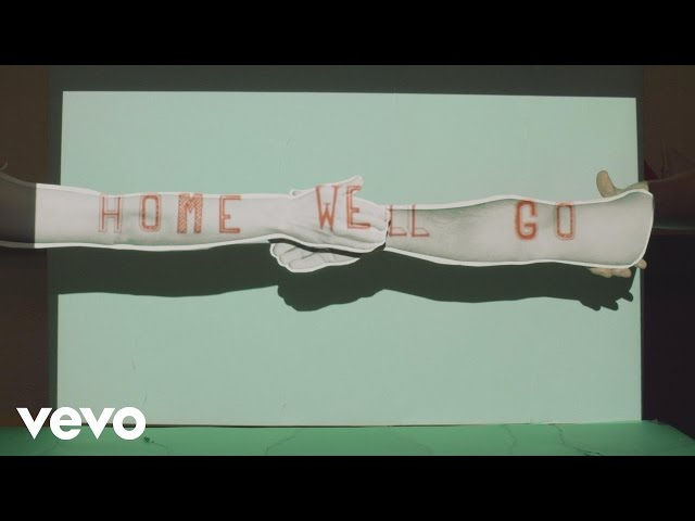 Walk Off The Earth - Home We'll Go (Lyric Video)
