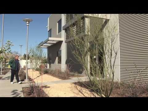 Solar Energy for Government Building | San Bernardino County High Desert Government Center