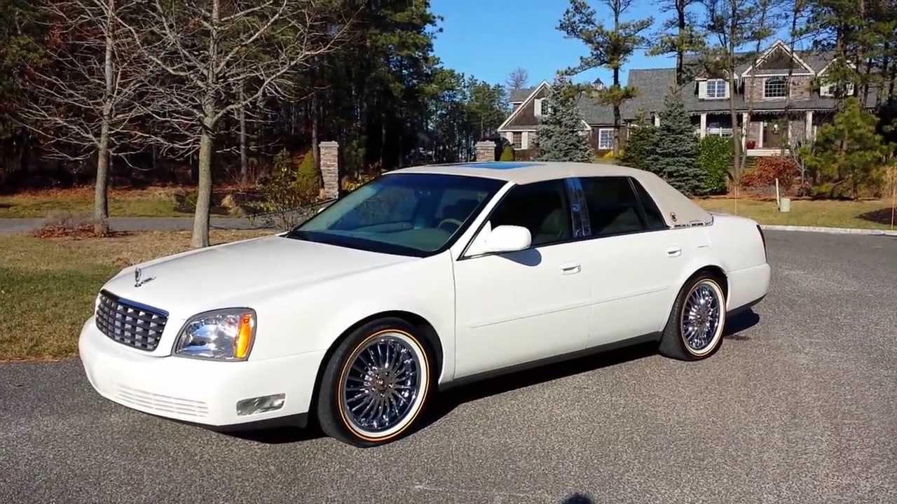 2004 Cadillac Deville For Sale New Vogue Chrome Rims