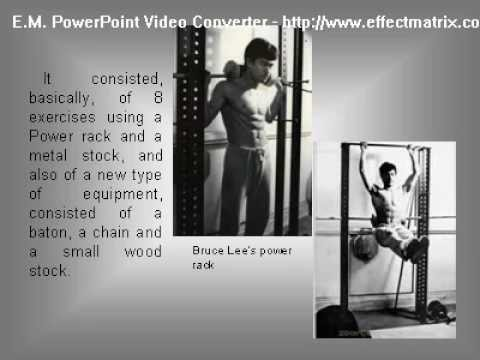 Bruce Lee's Workouts 2 - Isometrics (1964) Image 1