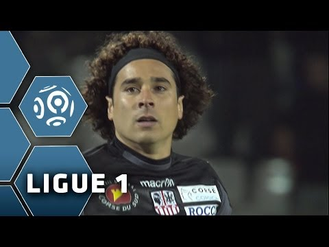 Guillermo Ochoa's GREAT game - ACA - TFC (2-2) - Ligue 1 - 2013/2014