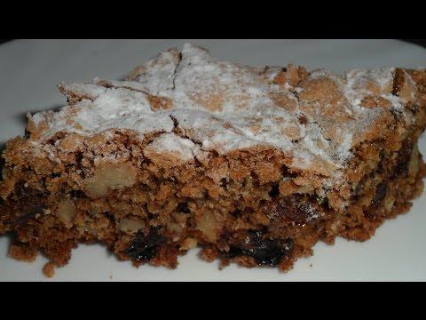 """Пирог """"Мазурик""""   рецепт от Inga Avak."""