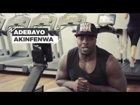 Akinfenwa 500m Rowing Challenge
