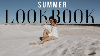 Summer Lookbook 2017 FT. Glasses | Elesa Anthony