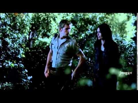 True Blood S07E03 Bill, Sookie, Alcide, Jessica, Jason, Andy - Ending scene