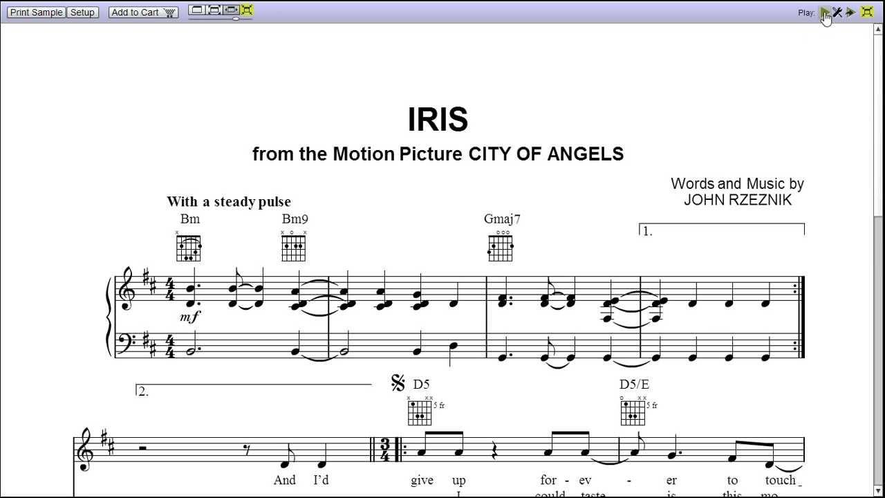 Colorful Goo Goo Dolls Name Chords Photos Beginner Guitar Piano