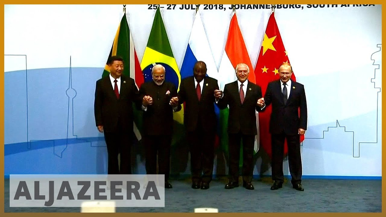 Leaders of the BRICS bloc oppose protectionism | Al Jazeera English