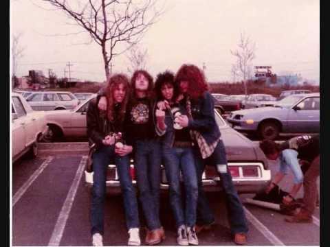 METALLICA James Hetfield-Lars Ulrich Interview New Jersey/New York April 23, 1983