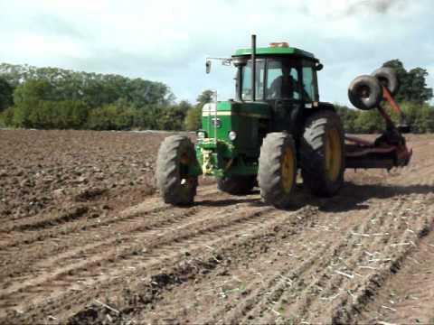 John deere 3140 tractor wheelie