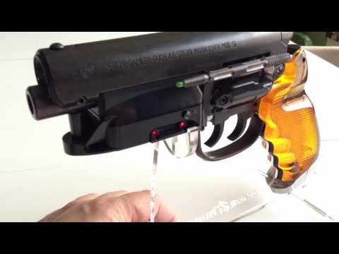 Tomenosuke Pro Blade Runner Blaster Kit Review