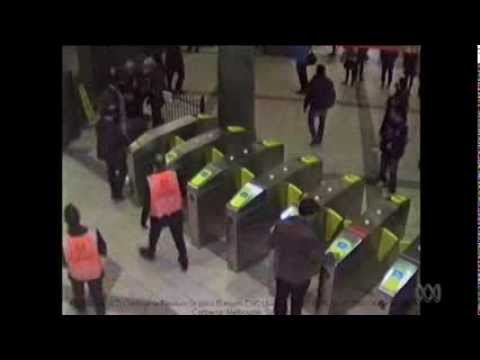 Ticket inspector's heavy-handed tactics cause concern