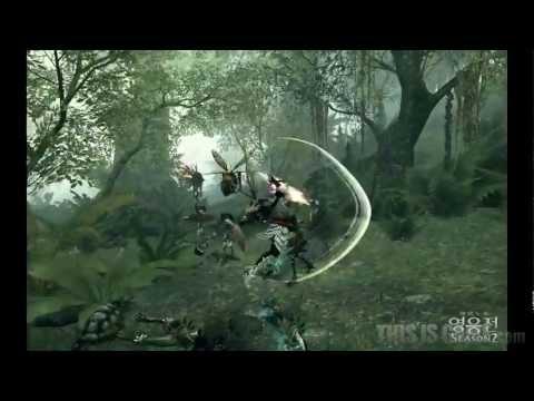 《瑪奇英雄傳》韓版第二季宣傳影片