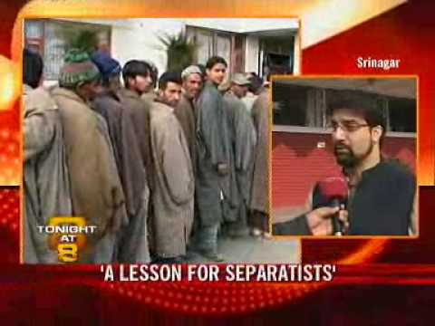 J&K polls a lesson for separatists: Mirwaiz