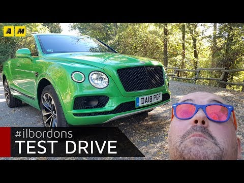 Bentley Bentayga  Il super SUV britannico ENGLISH SUB