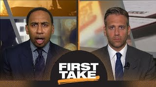 Stephen A. explains why Lakers can compete with Warriors this season   First Take   ESPN