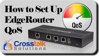 How to Set Up EdgeRouter QoS