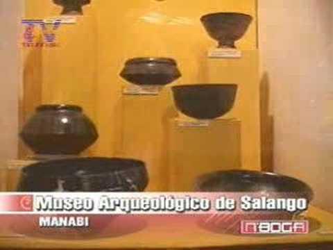 Museo arqueológico de Salango