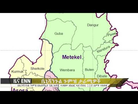 Ethiopia releases 108 State of Emergency prisoners in Benshangul Gumuz