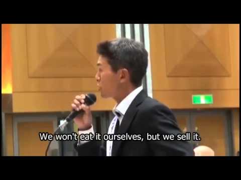 Fukushima farmers vs Japanese Government: