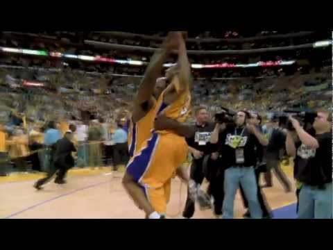 Shaq's impact with the Los Angeles Lakers