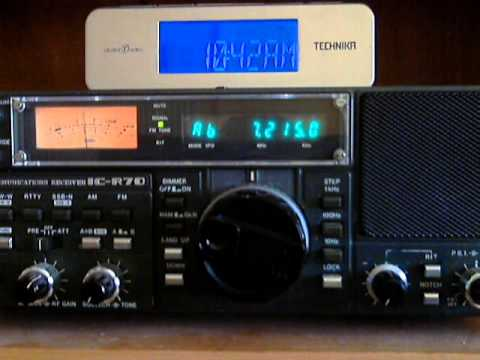 TWR Europe Hungarian on 7215 KHz