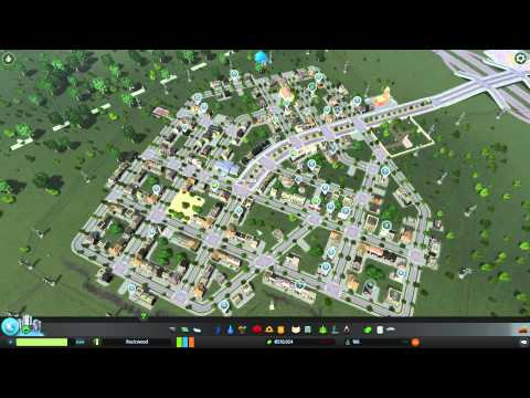 """UK Terraced Housing"" – Building Theme for Cities: Skylines"
