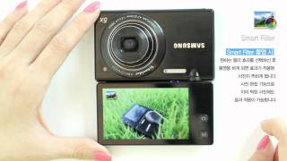 Samsung MV800 Function camera