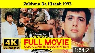 Zakhmo Ka Hisaab 1993 FuIIMoviestream
