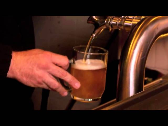 Harts Pub - How to pour the perfect beer