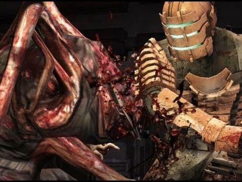 Las muertes de Isaac Clarke en Dead Space 2