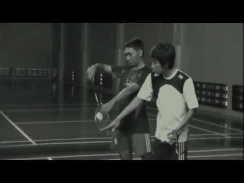 Video Pembelajaran Teknik Dasar Bulutangkis video