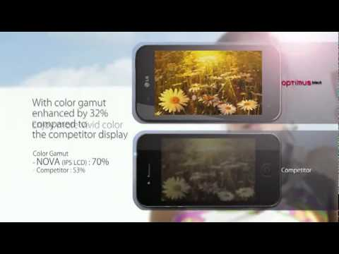 Video: LG Optimus Black Offer