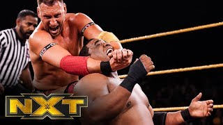 Keith Lee vs. Dominik Dijakovic: WWE NXT, Oct. 16, 2019