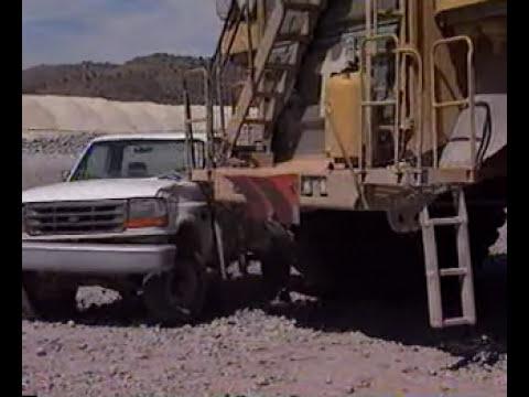 Cuiados con los camiones gigantes