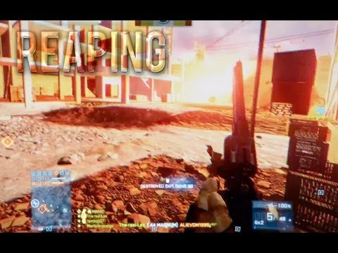 Reaping | A Battlefield 3 PC Montage by Lex