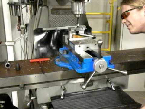 Flounder 3 min bolt knob on manual machine