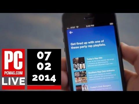 PCMag Live 07/02/14: Google Buys Songza & Yo Gets Hodor Parody App