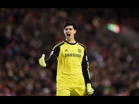 Thibaut Courtois' amazing save ● Liverpool vs Chelsea ● HD