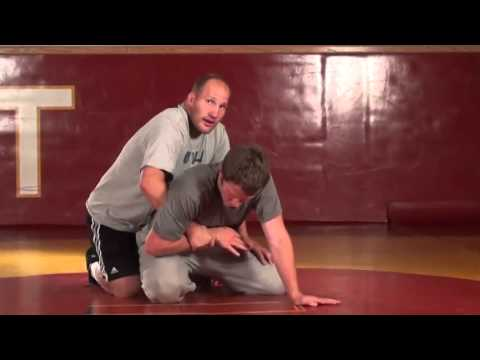 Top Wrestling Move; Spiral Ride to Cheap Tilt; Mark Fenwick Image 1