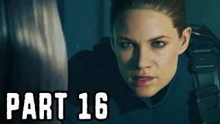 Quantum Break Gameplay Walkthrough Part 16 - The Plan (XB1 1080p HD)