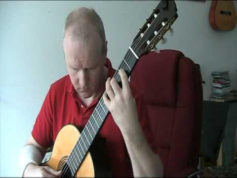 Preludios Americanos No 3 Campo Abel Carlevaro Brian Farrell Guitar - www.brianfarrell.eu