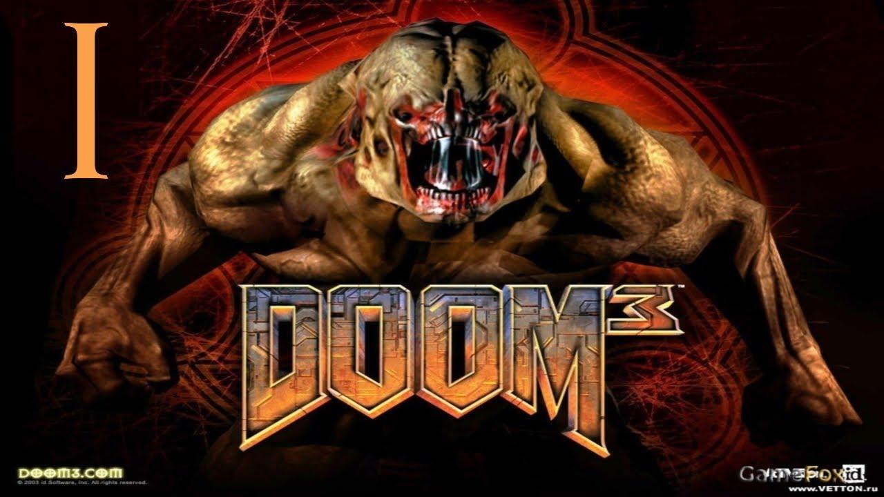 Прохождение игры Doom 3 - чит коды, nocd, nodvd