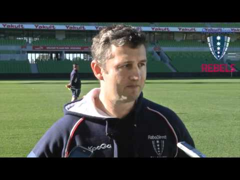 Rebels coach Hill previews Brumbies clash |Super Rugby Video Highlights