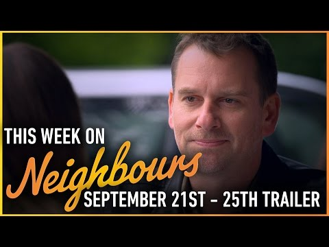 This Week On Neighbours (September 21st - 25th)