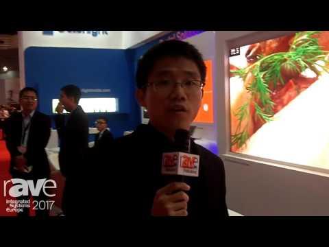 ISE 2017: Colorlight Talks Z6 4K Video Processor